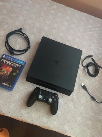 PS4 slim 500 GB aceito PS3 e volta - Foto 2