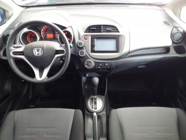 HONDA FIT 1.4 CX 16V FLEX 4P AUTOMATICO. - Foto 5