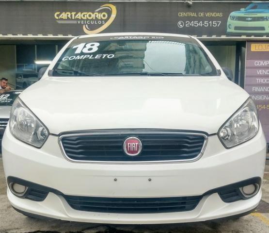 Fiat Grand Siena 1.6 Completo