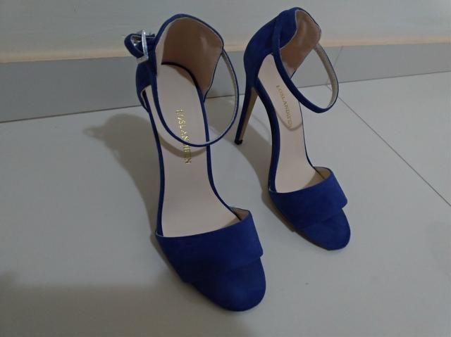 Sandália Salto alto perfeita tamanho 37