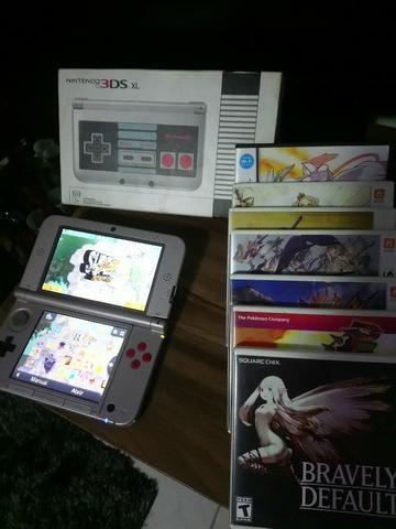 Nintendo 3ds XL - Retro nes edition