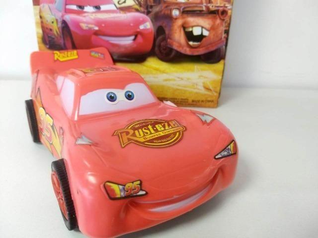 Conjunto Carros McQueen e Mater - Foto 3