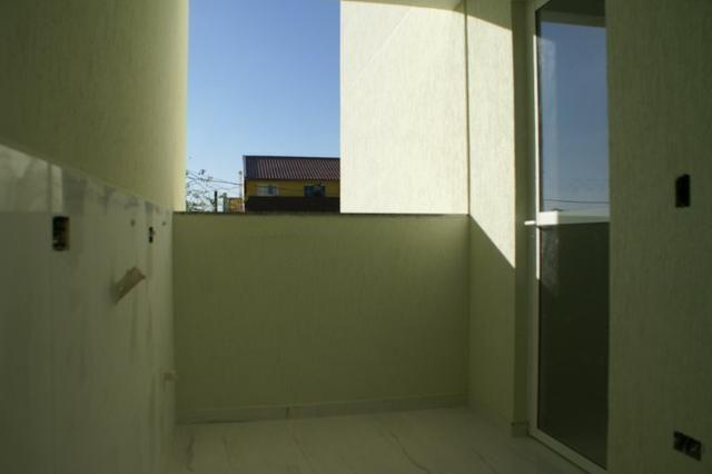 Cidade Jardim. Apto 2 dorm, terraço, sacada c/churrasq - Foto 9