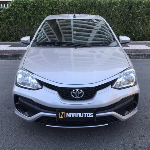 Etios XS 1.5 Sedan 2017/2018 Automático - Foto 2