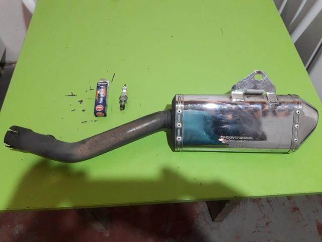 Cano esportivo xtzLander 250c + vela iridium - Foto 5