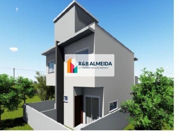 JA-Bonita Casa duplex 2 dormitórios c/76m² de área construida Ingleses - Foto 5