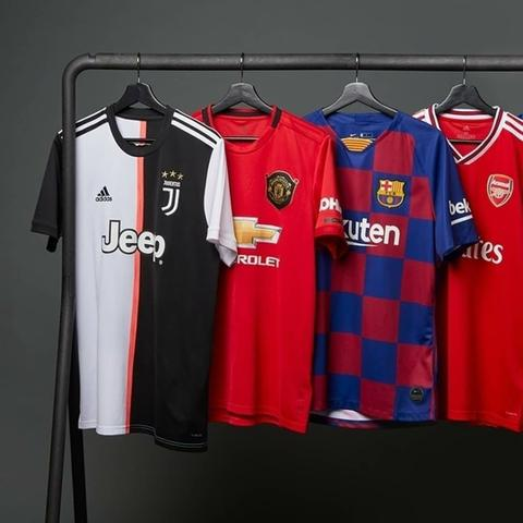 Camisas de Futebol (Personalização gratis para os primeiros 10 clientes)