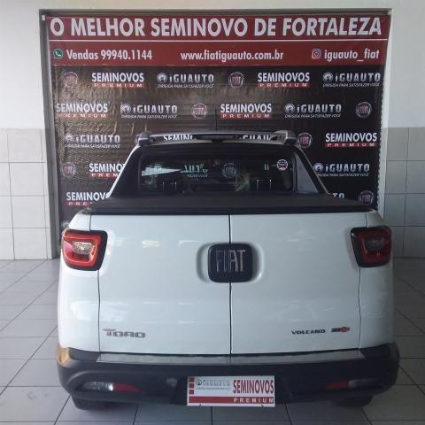 FIAT TORO 2017/2018 2.0 16V TURBO DIESEL VOLCANO 4WD AUTOMÁTICO - Foto 3