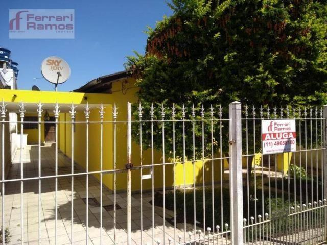 Casa com 3 dormitórios para alugar, 80 m² por r$ 1.350,00/mês - jardim presidente dutra -  - Foto 17