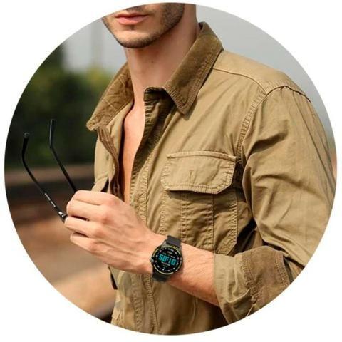 Relógio Smartwatch Smart Wear L8 - Foto 6