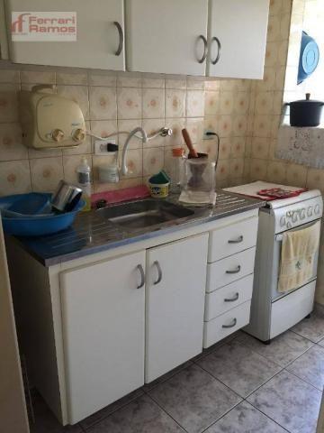 Apartamento com 1 dormitório à venda, 47 m² por r$ 230.000 - macedo - guarulhos/sp - Foto 5