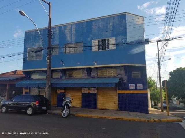 Salão Comercial para Venda em Presidente Prudente, BRASILIA, 2 dormitórios, 1 suíte, 1 ban - Foto 2