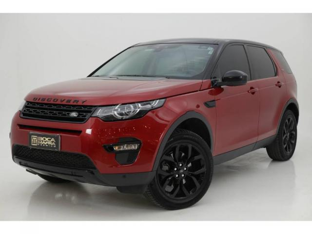 Land Rover Discovery SPORT HSE 2.2 SD4