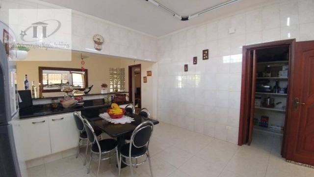 Casa com 3 dormitórios à venda, 272 m² por R$ 1.200.000,00 - Condomínio Ana Helena - Jagua - Foto 8