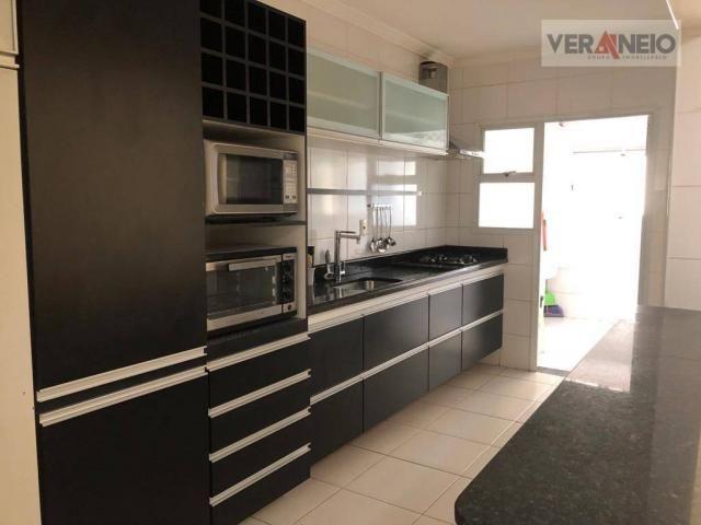 Apartamento com 2 dormitórios para alugar, 99 m² por R$ 3.100,00/mês - Canto do Forte - Pr
