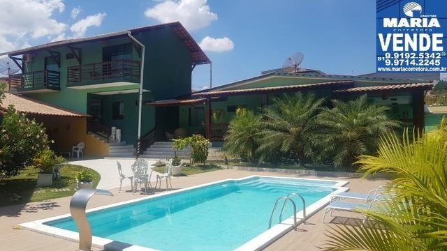 Casa em Gravatá-pe com 05 quartos / Ref. 555