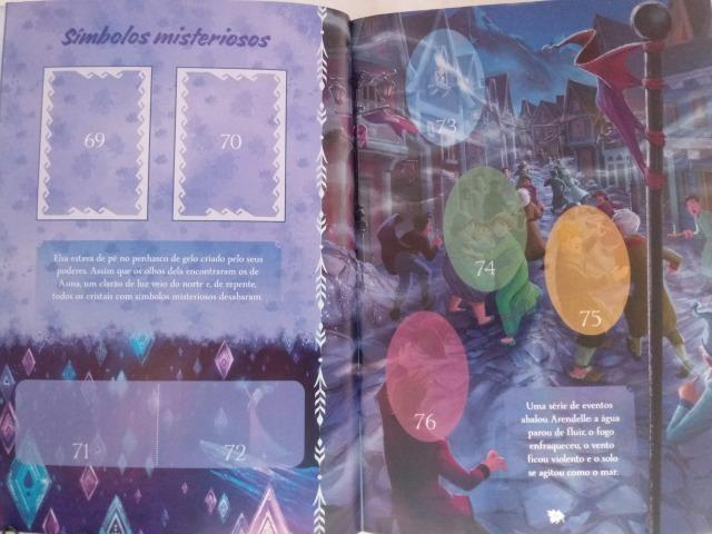 Frozen 2 Album de Figurinhas R$ 9,90 - Foto 4