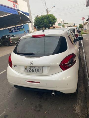 Peugeot grifen 2017 automático vendo ou troco - Foto 4