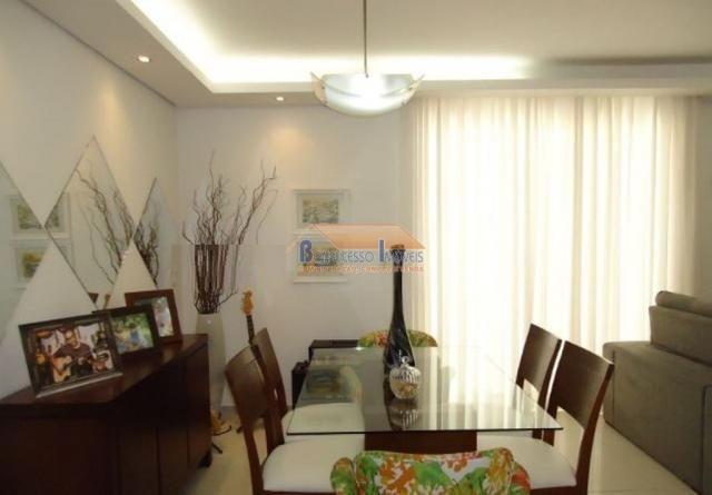 Apartamento à venda com 3 dormitórios em Sagrada família, Belo horizonte cod:38173 - Foto 2