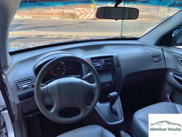 HYUNDAI TUCSON 2.0 MPFI GLS 16V 143CV 2WD FLEX 4P AUTOMATICO. - Foto 4