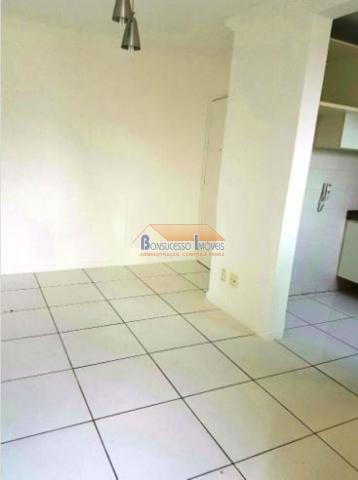 Apartamento à venda com 2 dormitórios em Jaraguá, Belo horizonte cod:39029 - Foto 4
