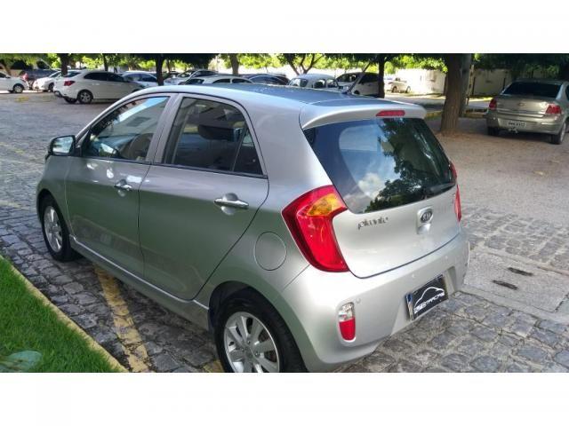 Kia Motors Picanto EX 1.0 Flex Aut - Foto 4