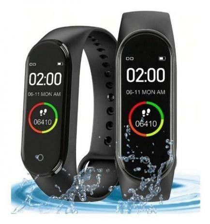 Relogio Smartwatch Masculino E Feminino Inteligente Digital - Foto 2