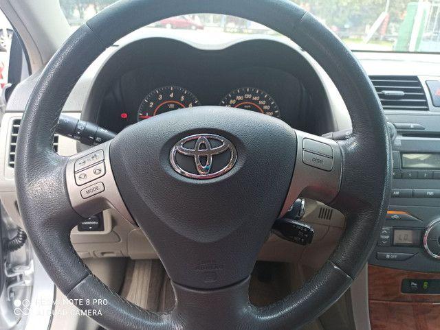 Toyota Corolla Seg 1.8 Top de linha - Foto 12
