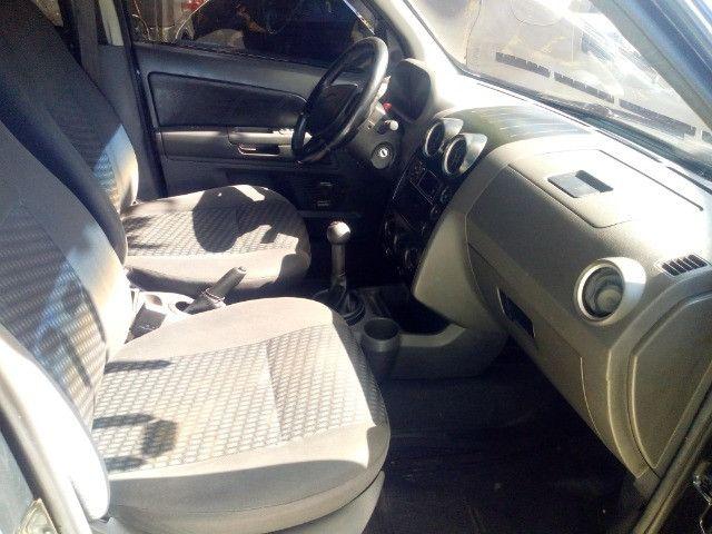 Ford Ecosport 1.6 xls compl +gnv ent 48x 498,00 1ª Parcela por conta da loja - Foto 7