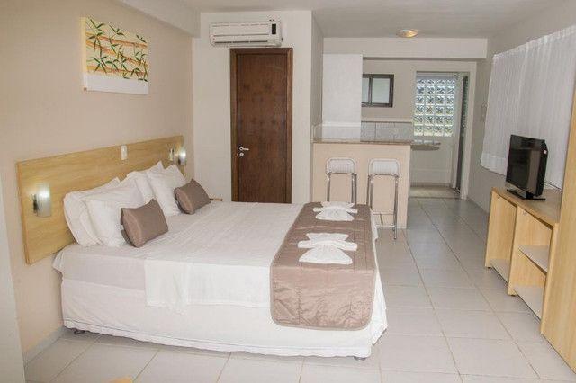Apartamento em Ponta Negra Mobiliado - 35m² - Marsallis Flat - Foto 8