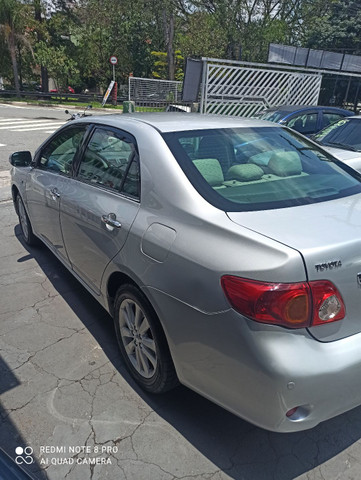 Toyota Corolla Seg 1.8 Top de linha - Foto 9