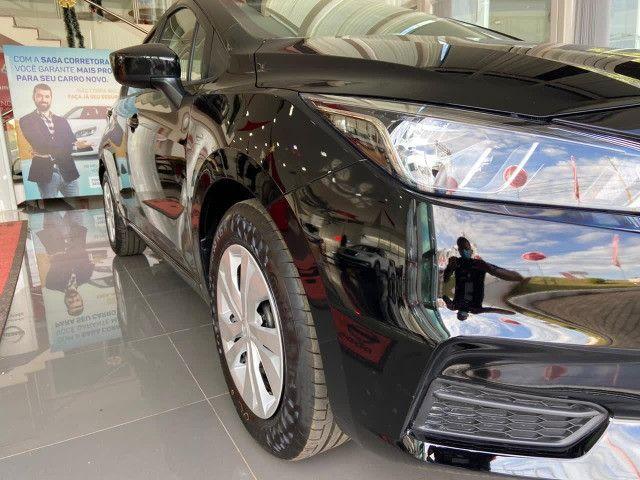 Nissan Versa Sense 1.6 CVT completo 2021!!!( me chama no zap) - Foto 4