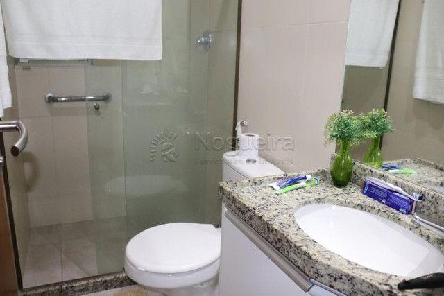 GN- Casa com 5 suítes, piscina privativa, deck, mobiliada, prox. a praia de Muro Alto - Foto 12