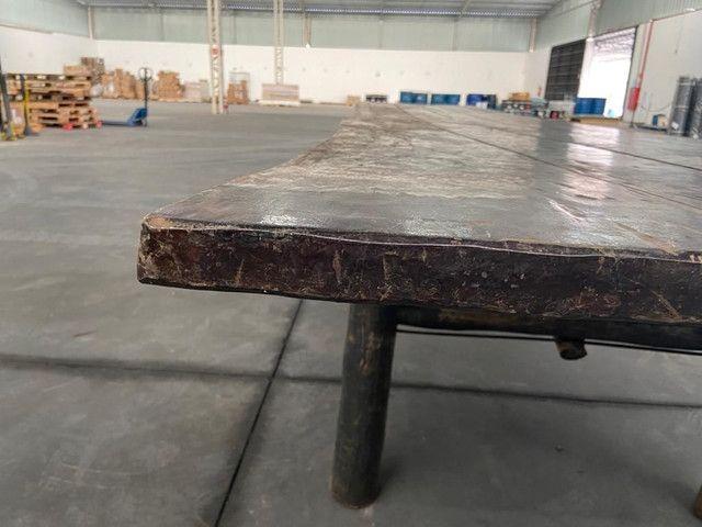 Mesa de madeira ipê  - Foto 3