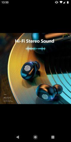 Fone Bluetooth Hi-Fi Sound - Foto 2