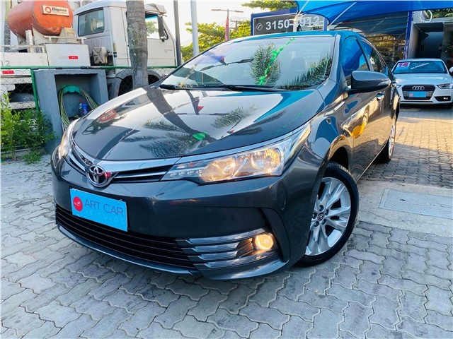Toyota Corolla 2018 2.0 xei 16v flex 4p automático - Foto 2
