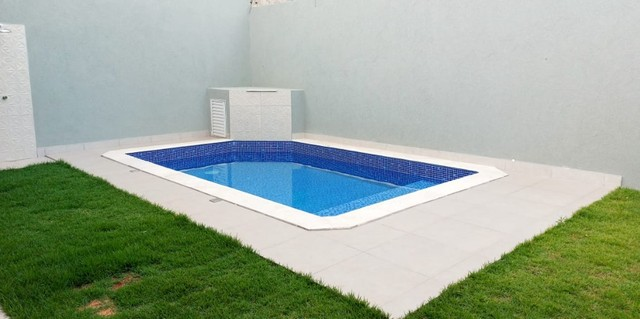 Casa com piscina no Caranda - Foto 10