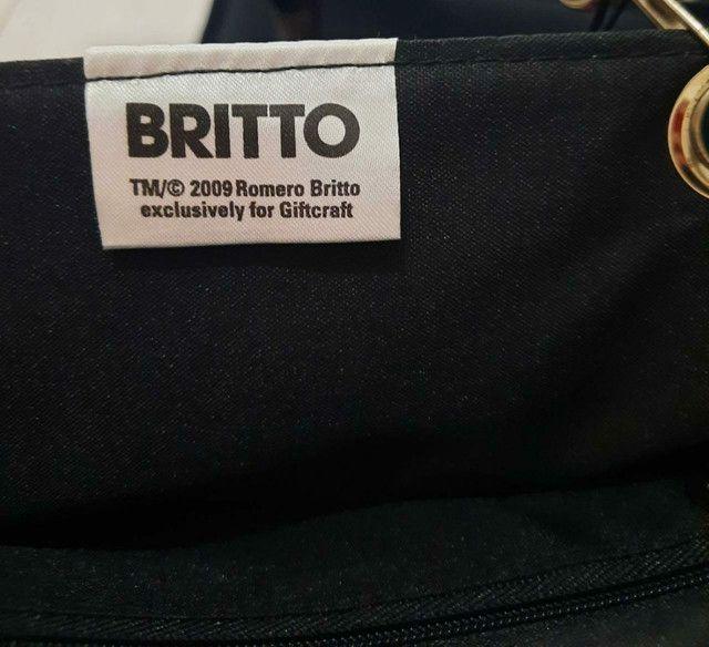 Bolsa feminina original - Romero Britto - Foto 2