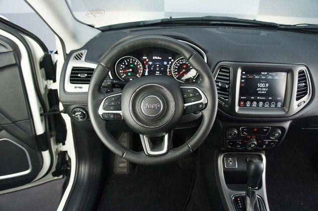 Jeep Compass 2.0 16v Flex Longitude Automático 2020 32.900 Km - Foto 18