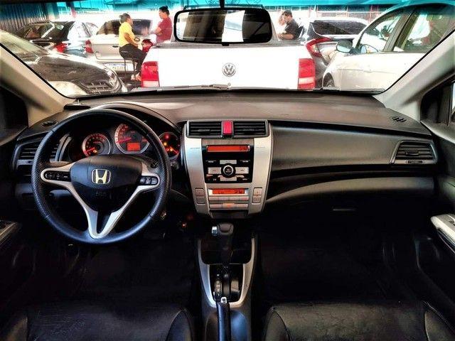 Honda City completo 2010 doc ok com gnv instalado  - Foto 8