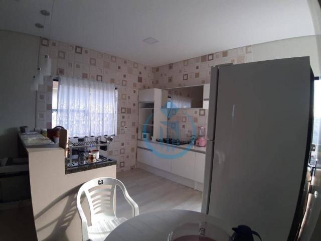 Casa com 2 dormitório à venda, 57 m² por R$ 280.000 - Jardim das Oliveiras II- Foz do Igua - Foto 4