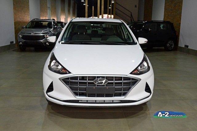Hyundai HB20S 1.0 Vision 12v Flex - 2020 - Foto 10