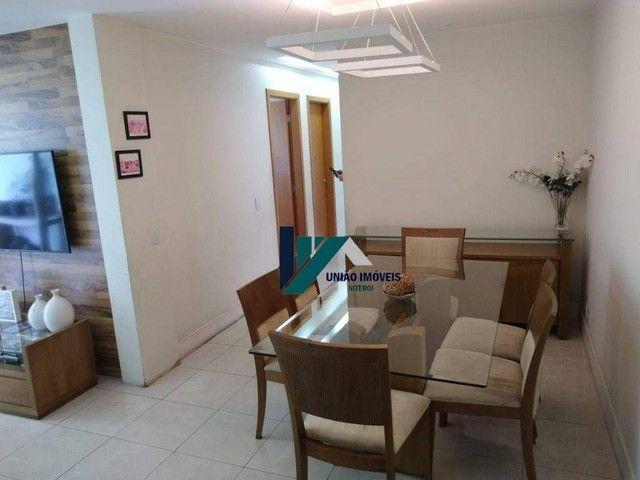 Apartamento montado, próximo ao largo do marrão, com lazer completo, 3 qts 1 suíte 1 vaga - Foto 7