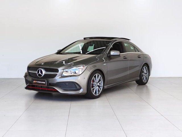 Mercedes-benz CLA 250 SPORT 4M 2.0