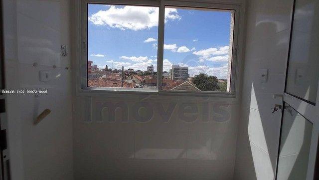 Apartamento para Venda em Ponta Grossa, Jardim Carvalho, 2 dormitórios, 1 suíte, 2 banheir - Foto 19