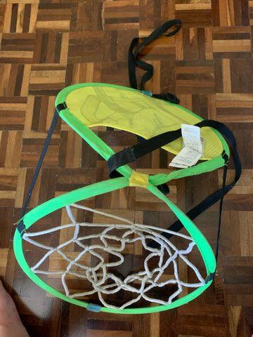 Cesta de basquete portátil  - Foto 3