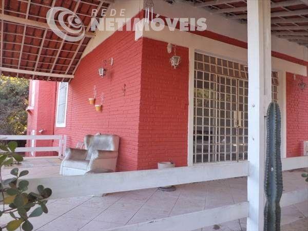 Casa à venda com 4 dormitórios em Braúnas, Belo horizonte cod:545923 - Foto 6