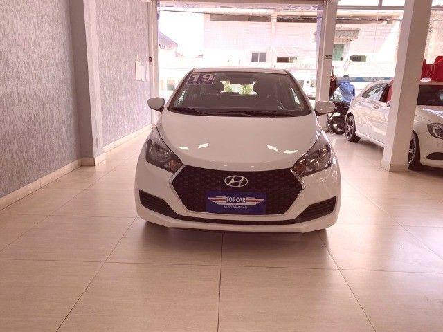 Hyundai HB20 Confort Plus 1.0 Branco 2019