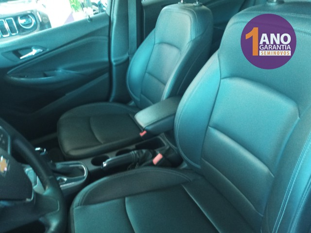 Chevrolet Cruze LT 1.4 16V Ecotec (Aut) (Flex) - Foto 8