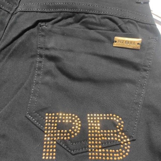 Calça Jeans Feminina Pitbull - Foto 3
